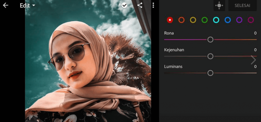 Cara Mengedit Foto di Lightroom Ala Selebgram
