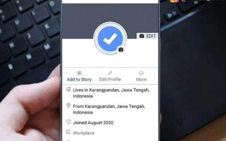 Cara Membuat Nama Facebook Kosong 2020