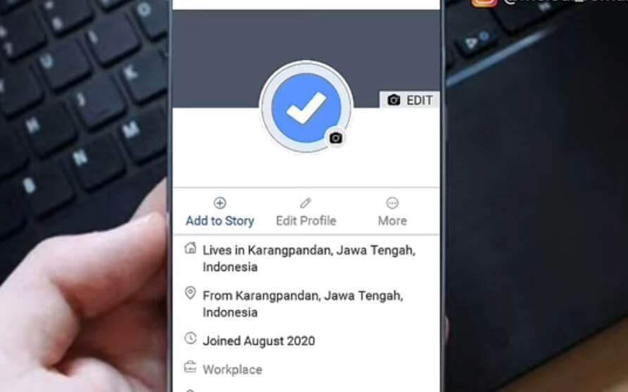 Cara Membuat Nama Facebook Kosong