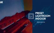 Rumus Lightroom dalam Ruangan/Indoor