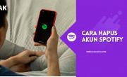 Cara Hapus Akun Spotify