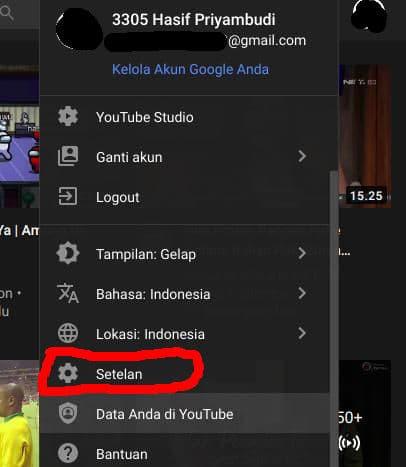 Cara Mengubah Nama Channel Youtube