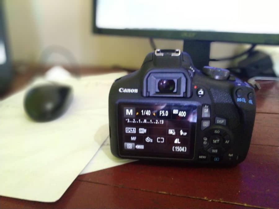 Teknik Menggunakan Mode Manual Kamera