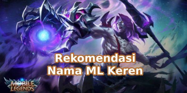 Nama Akun Mobile Legends Keren