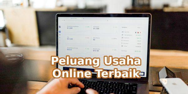 Peluang Usaha Online Terbaik 2021