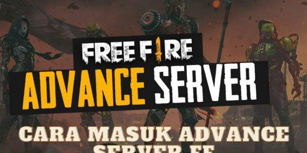 Cara Masuk Advance Server FF