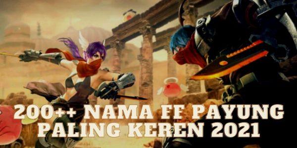 Nama FF Payung